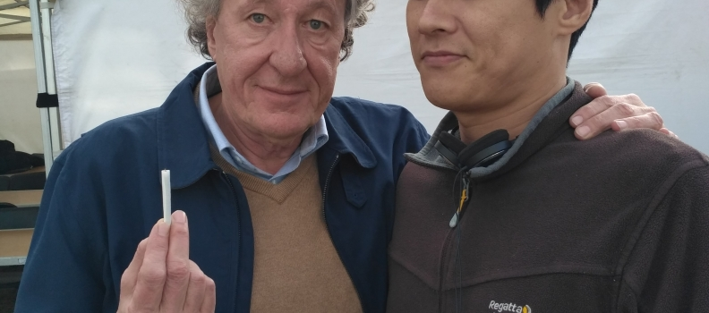 Aurora Media to back Australian feature film co-production Storm Boy, starring Academy Award winner Geoffrey Rush